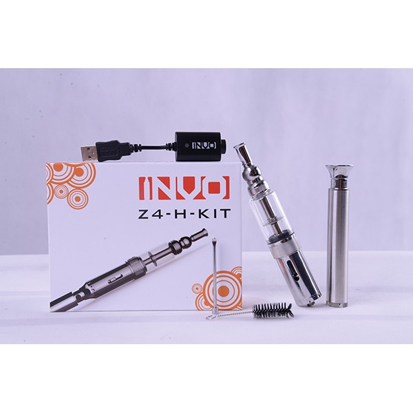 INVO Z4-H Dry Herb Vaporizer Kit w/ Water Filtration Tank